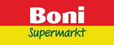 Supermarkt logo Boni