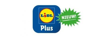 Nieuw: Lidl plus app