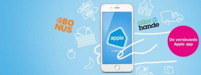 Nieuwe Appie app van Albert Heijn