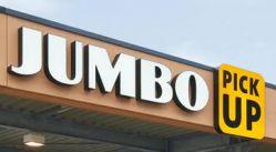 Boodschappen ophalen bij PickUp point van Jumbo