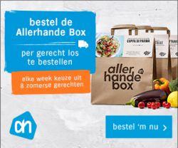 Bestel maaltijdbox van Albert Heijn en betaal geen bezorgkosten