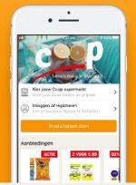 Boodschappen bestellen en scannen in de app van Coop